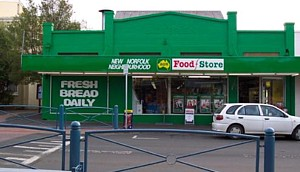 Grocery Store, High Street 2004