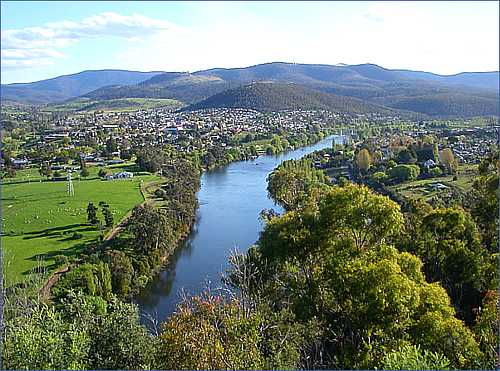 New Norfolk Australia  city photos gallery : New Norfolk, Tasmania Capital of the Derwent Valley Australia